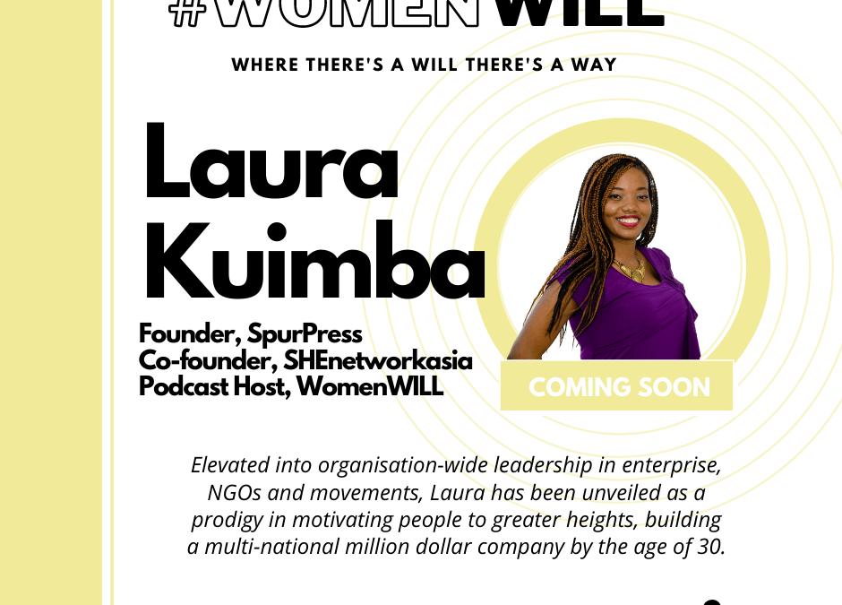 Women in Leadership Limelight Podcast Trailer